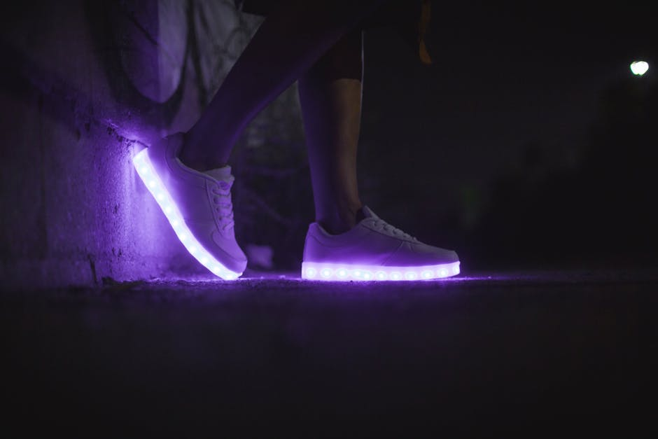 Best Glow in the Dark Shoes