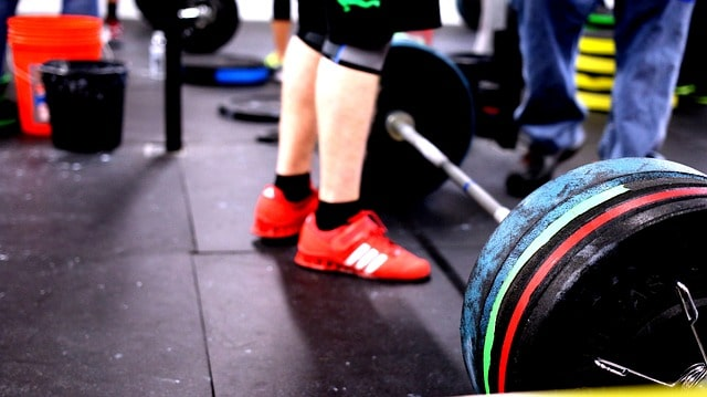 best crossfit shoes in gym